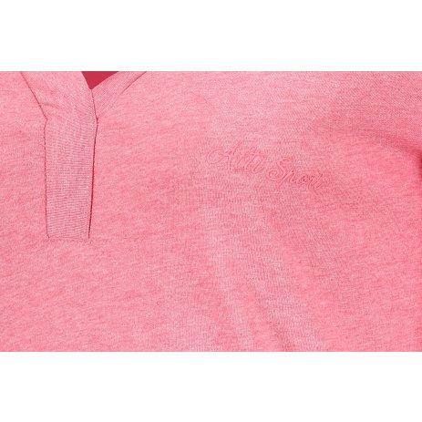 Dámské triko ALTISPORT WIERA LTSP600 RŮŽOVÁ