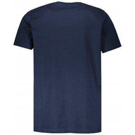 Pánské triko ALTISPORT BRAIS MTSP484 TMAVĚ MODRÁ
