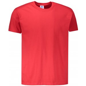 Pánské triko JHK REGULAR RED