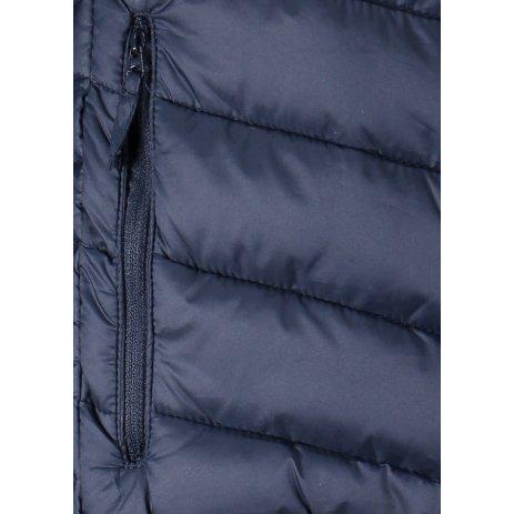 Pánská bunda ALTISPORT BIORG MJCP408 TMAVĚ MODRÁ