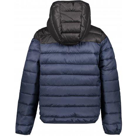 Dětská bunda ALTISPORT ORO KJCP173 TMAVĚ MODRÁ