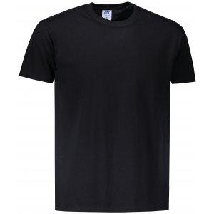 Pánské triko JHK REGULAR BLACK