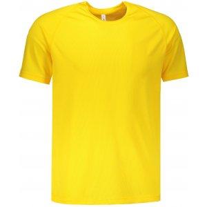 Pánské funkční triko PROACT TRUE YELLOW