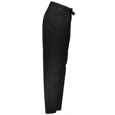 Pánské softshellové kalhoty ALTISPORT MOTEJ MPAP443 ČERNÁ