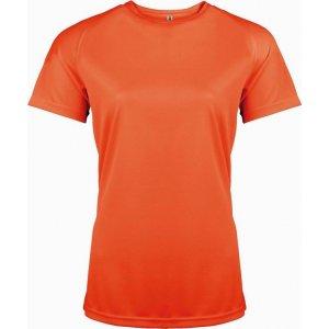 Dámské funkční triko PROACT FLUORESCENT ORANGE
