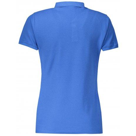 Dámské triko s límečkem FRUIT OF THE LOOM LADY-FIT PREMIUM POLO ROYAL BLUE