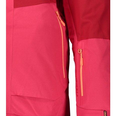 Dětská lyžařská bunda ALPINE PRO MIKAERO 3 KJCP153 RŮŽOVÁ