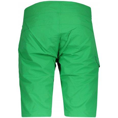 Pánské šortky HANNAH VECTA 117 BRIGHT GREEN