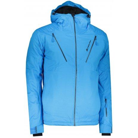 Pánská lyžařská bunda ALPINE PRO MIKAER 3 MJCP368 SVĚTLE MODRÁ