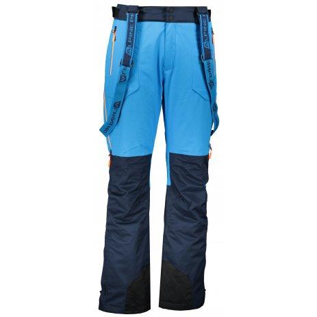 Pánské lyžařské ALPINE PRO NUDD 5 MPAP393 SVĚTLE MODRÁ