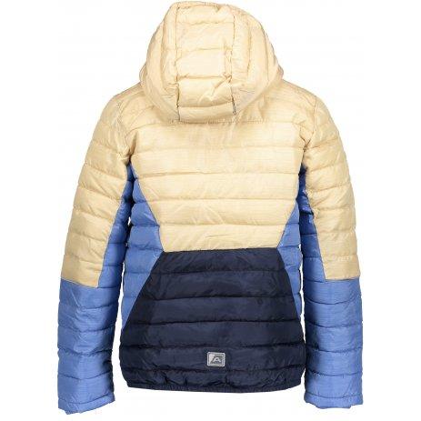 Dětská bunda ALPINE PRO BARROKO 4 KJCP150 BÉŽOVÁ