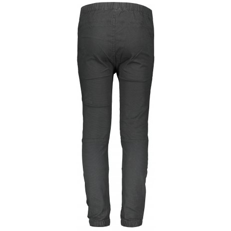 Dětské kalhoty ALPINE PRO HILDO KPAP161 TMAVĚ ŠEDÁ