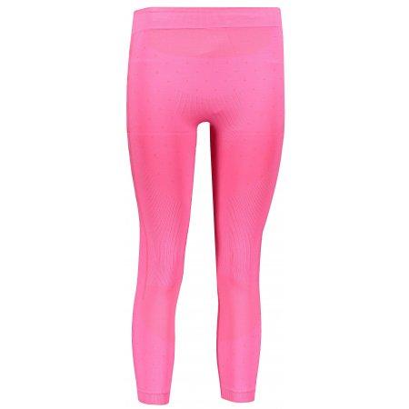 Dámské 3/4 termo kalhoty ALPINE PRO PINEIOSA 4 LUNP055 RŮŽOVÁ
