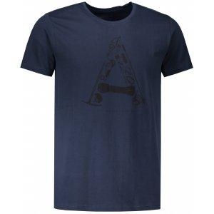 Pánské triko ALPINE PRO WIDER MTSP399 TMAVĚ MODRÁ