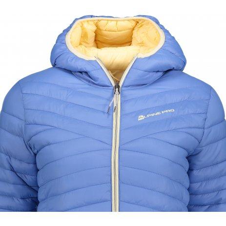 Dámská oboustranná zimní bunda ALPINE PRO MUNSRA 5 LJCP346 MODRÁ