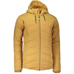 Pánská zimní bunda ALPINE PRO GABRIELL 3 MJCP362 BÉŽOVÁ