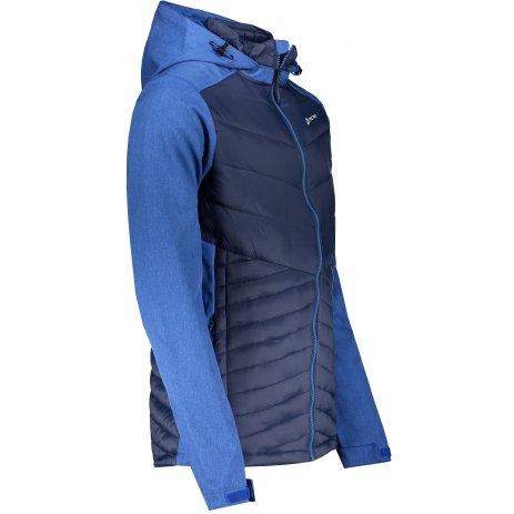 Pánská softshellová bunda ALPINE PRO PERK MJCP358 MODRÁ