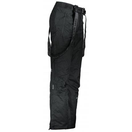 Pánské lyžařské kalhoty ALPINE PRO SANGO 7 MPAP394 ČERNÁ