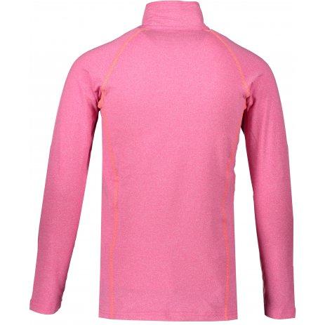 Dětské funkční triko ALPINE PRO NEVEO 4 KTSP217 RŮŽOVÁ