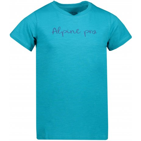 Dětské triko ALPINE PRO SANTOSO KTSP264 MODRÁ