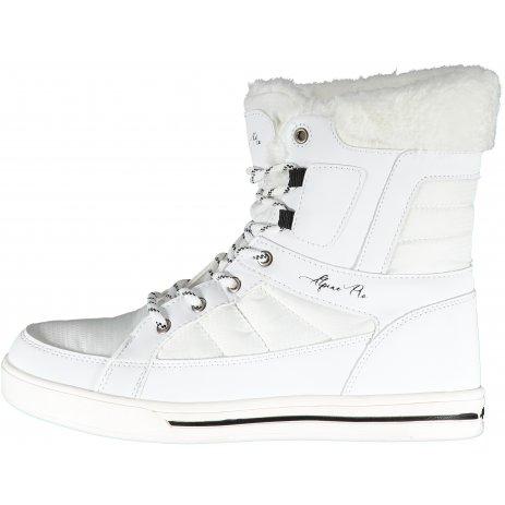 Dámské zimní boty ALPINE PRO BORBA LBTP222 BÍLÁ