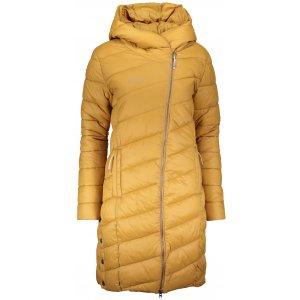 Dámský zimní kabát ALPINE PRO OMEGA 3 LCTP102 BÉŽOVÁ