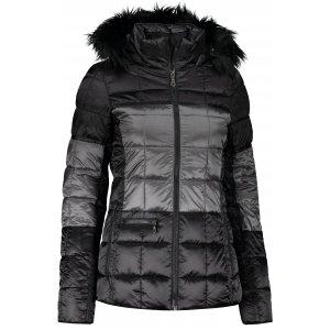 Dámská zimní bunda ALPINE PRO ANDREZA 2 LJCP318 ČERNÁ