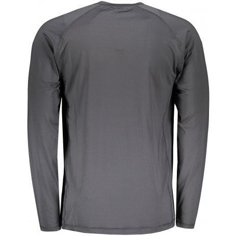 Pánské funkční triko ALPINE PRO TAR MTSP401 TMAVĚ ŠEDÁ