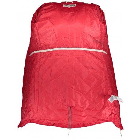 Dámský zimní kabát ALPINE PRO TESSA 3 LCTP098 ČERVENÁ