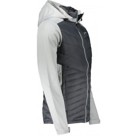 Pánská softshellová bunda ALPINE PRO PERK MJCP358 ŠEDÁ