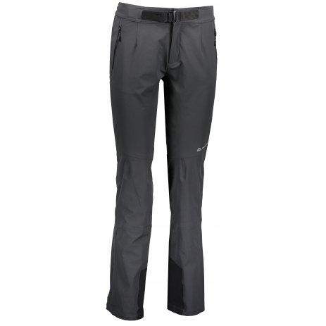 Dámské softshellové kalhoty ALPINE PRO ROHANA LPAP342 TMAVĚ ŠEDÁ
