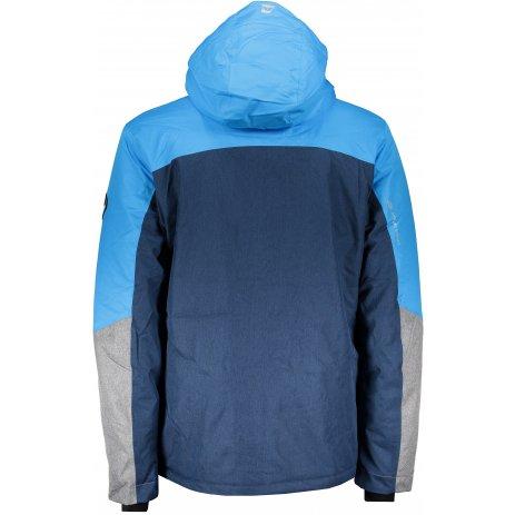 Pánská lyžařská bunda ALPINE PRO SARDAR 3 MJCP369 SVĚTLE MODRÁ