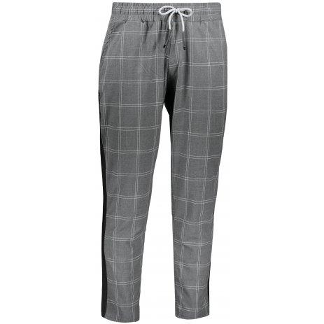 Pánské kalhoty OMBRE AP851 DARK GREY