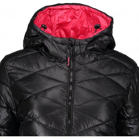 Dámský zimní kabát SAM 73 WB 777 ČERNÁ