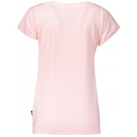 Dámské triko s krátkým rukávem SAM 73 LTSP541 SVĚTLE RŮŽOVÁ