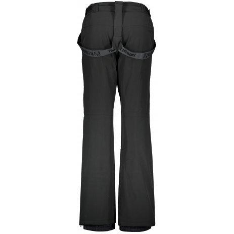Dámské lyžařské kalhoty ALTISPORT TERRAKA ČERNÁ