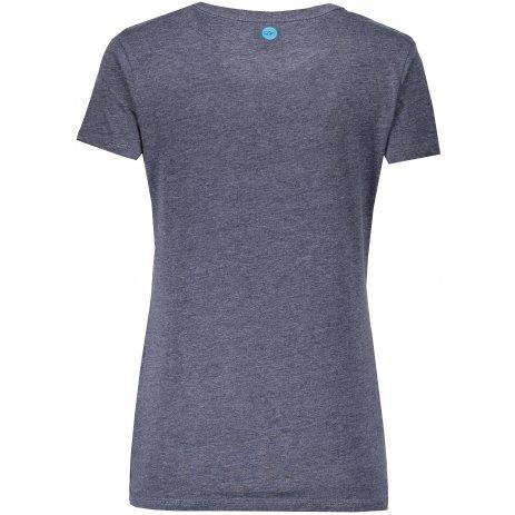 Dámské triko s krátkým rukávem SAM 73 WT 784 TMAVĚ MODRÁ