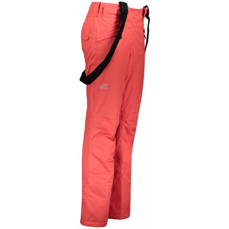 Dámské lyžařské kalhoty HANNAH AWAKE HOT CORAL