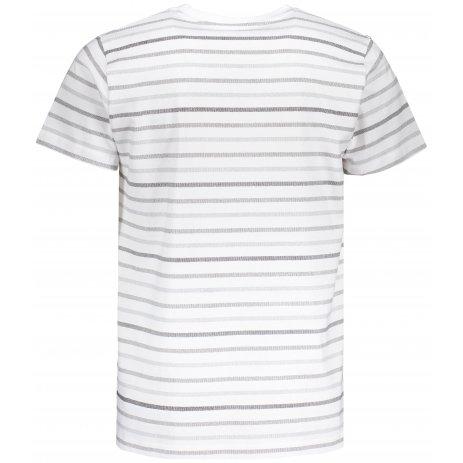 Pánské triko s krátkým rukávem SAM 73 MTSP428 SVĚTLE ŠEDÁ