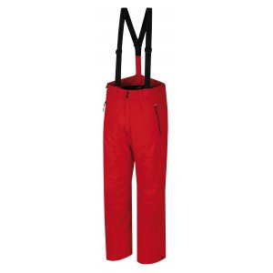 Pánské zimní kalhoty HANNAH JAGO RACING RED