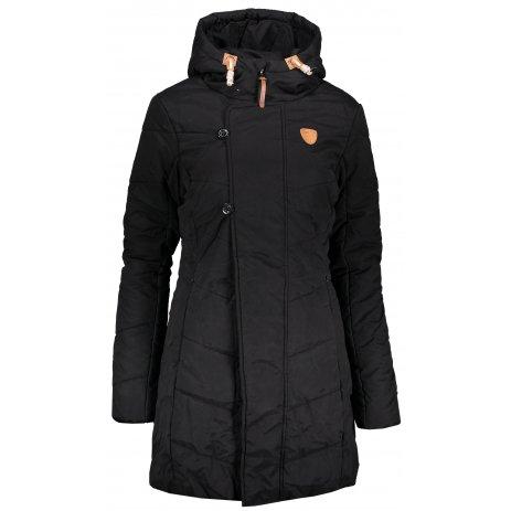 Dámský zimní kabát SAM 73 WB 778 ČERNÁ