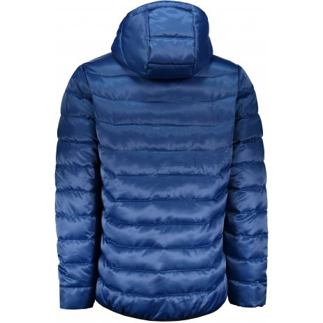 Pánská zimní bunda ALTISPORT RENES TMAVĚ MODRÁ