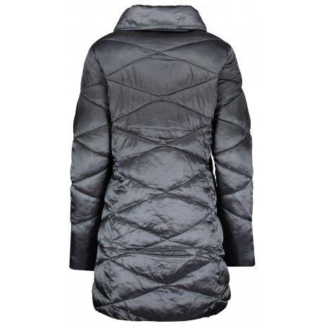 Dámský zimní kabát SAM 73 WB 781 ČERNÁ