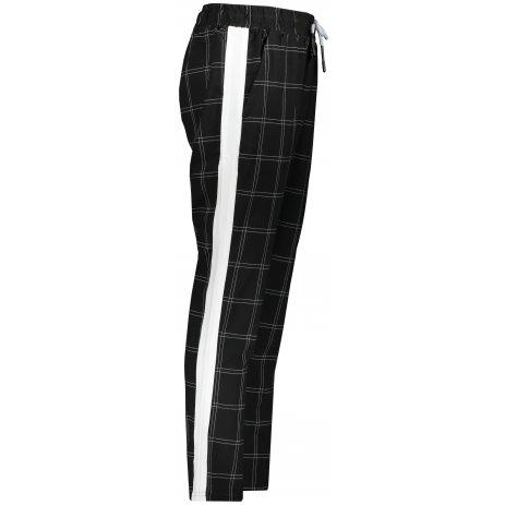 Pánské kalhoty OMBRE AP851 BLACK