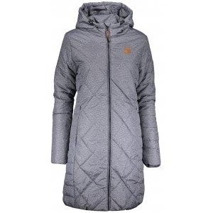 Dámský kabát SAM 73 WB 780 TMAVĚ ŠEDÁ