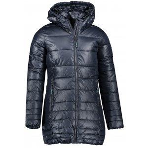 Dívčí zimní kabát SAM 73 GB 524 TMAVĚ MODRÁ
