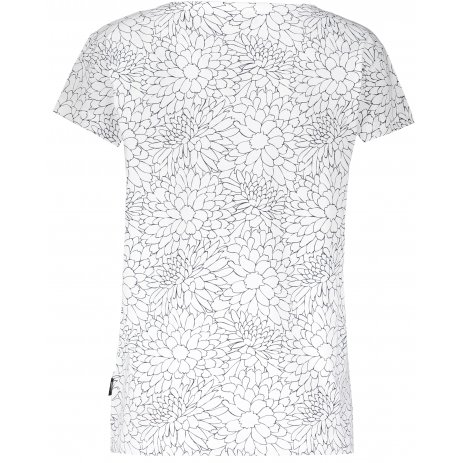 Dámské triko s krátkým rukávem SAM 73 LTSP532 BÍLÁ