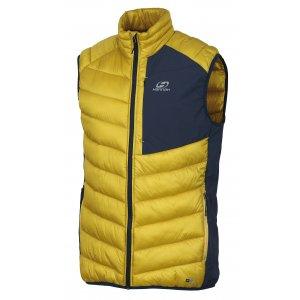 Pánská sportovní vesta HANNAH STOWE CITRONELLE/MIDNIGHT NAVY