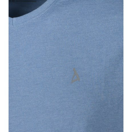 Pánské triko ALTISPORT VEDAST MTSR508 MODRÁ