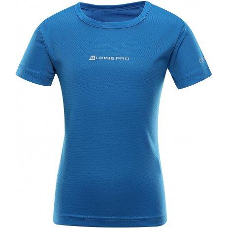 Dětské funkční triko ALPINE PRO HOTO 2 KTSR162 MODRÁ